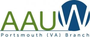 AAUW Portsmouth VA logo